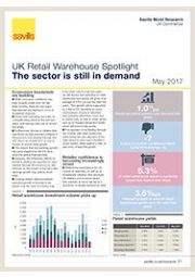 UK Retail Warehouse Spotlight