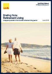 Briefing Note: Retirement Living Scotland