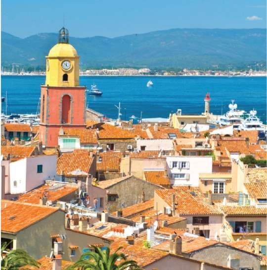 St Tropez has seen strong buyer interest in the last year