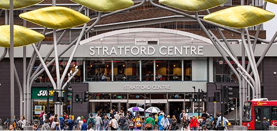 Stratford Centre, London