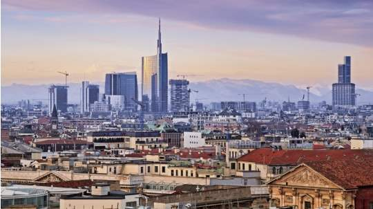 Milan is one of Italy's most expensive cities