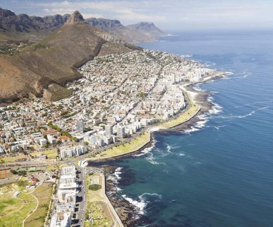 Land supply is limited in Cape Town