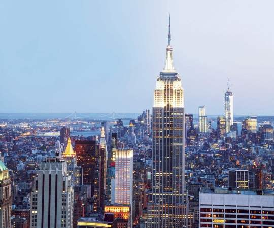 Prime property prices are back to 2007 in New York