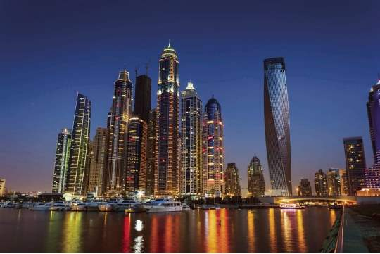 Dubai is an established global centre of business