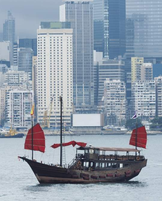 Prime residential values in Hong Kong are almost double those of London