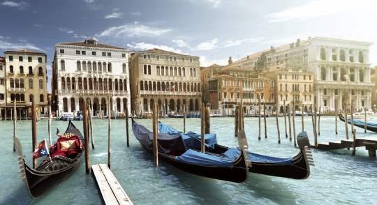 Venice is a much sought after prime location