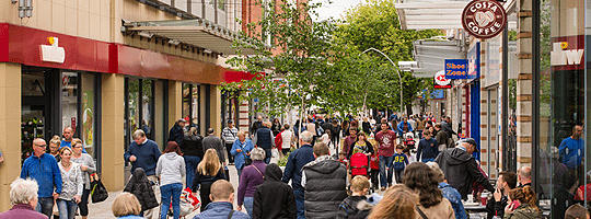 UK Shopping Centre and High Street Bulletin