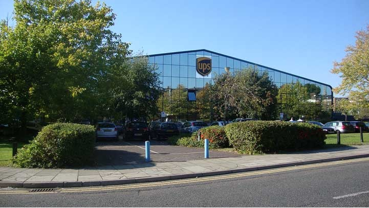 UPS Kentish Town where UPS have bought the freehold for a 2% NIY