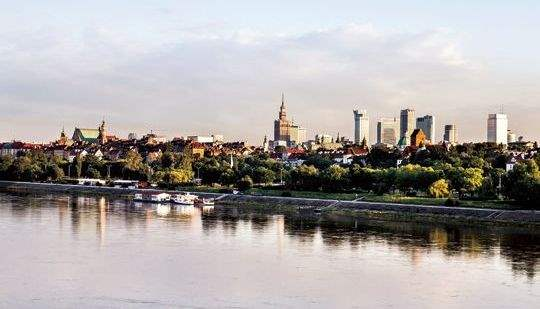 The tax regime in Warsaw makes it attractive to occupiers