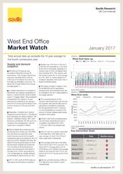 West End Office Market Watch