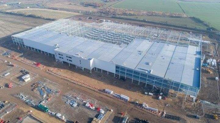 Symmetry Park Darlington where DB Symmetry are delivering 1.5m sq ft